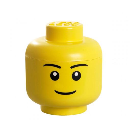 Cabeza de almacenaje LEGO pequeña