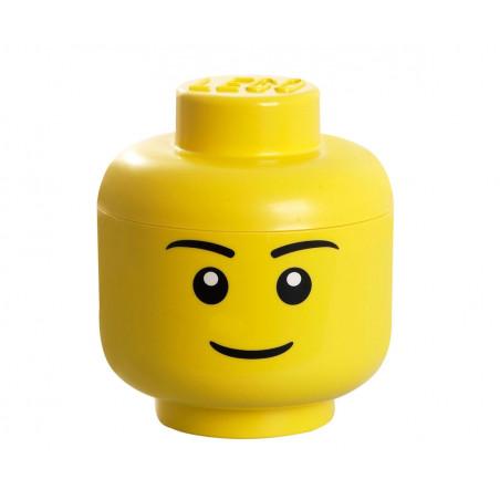 Cabeza de almacenaje LEGO Grande