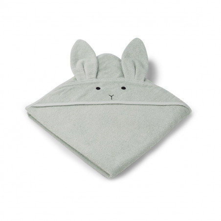Toalla Rabbit Dumbo mint- Liewood