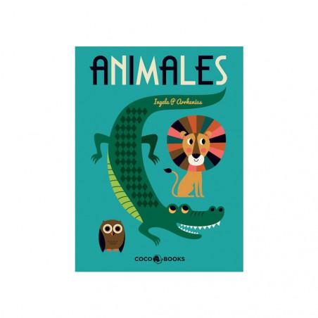 Animales de Ingela P. Arrhenius - Coco Books