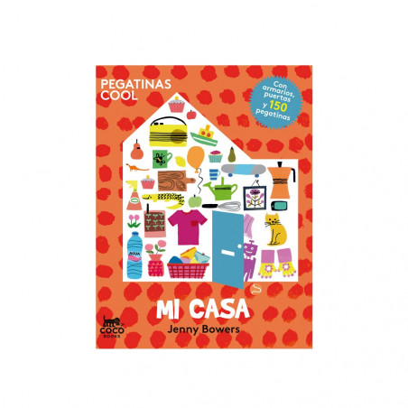 Mi Casa - Coco Books