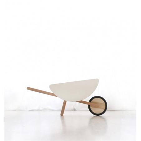 Toy wheelbarrow - Ooh noo
