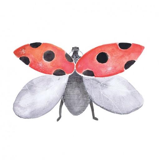 Vinilo ladybug Emily- That's mine