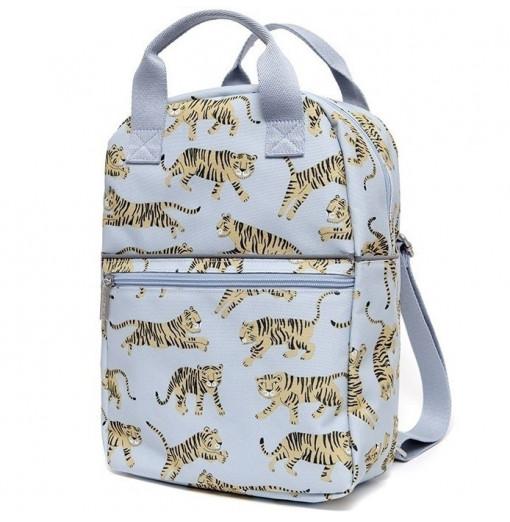Mochila Tiger gris - Petit Monkey