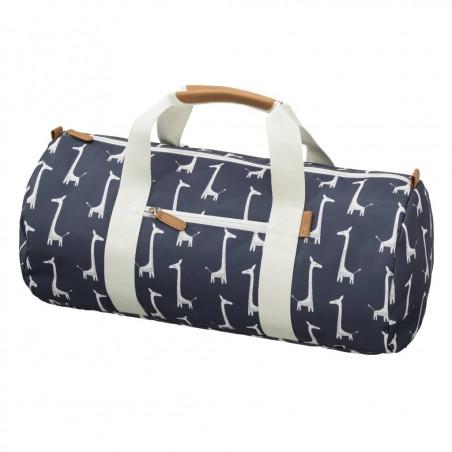 Bolsa de viaje jirafa azul - Fresk