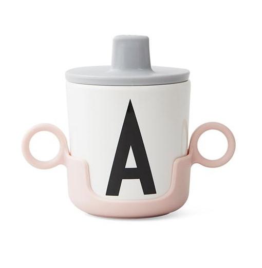 Asas rosas para vaso melamina  - Design Letters
