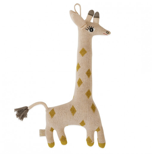 Cojín Baby Guggi Giraffe - OYOY