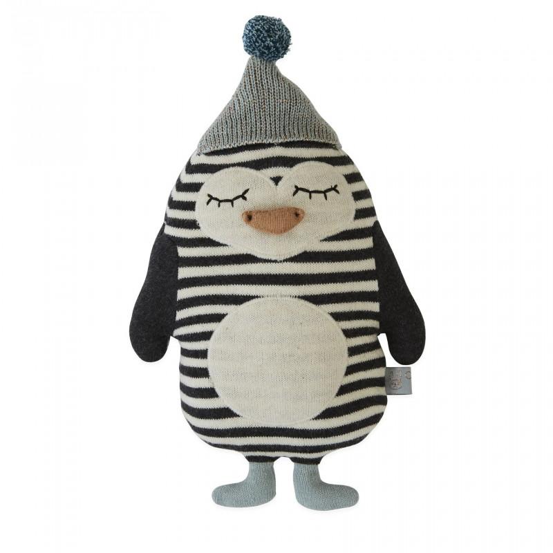 Cojín Baby Bob Penguin - OYOY