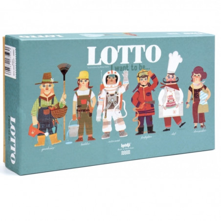 I want to be lotto - Londji