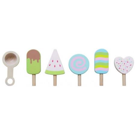 Carrito de helados - Jabadabado