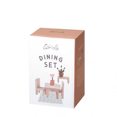 Comedor para Casita de muñecas - Olli Ella
