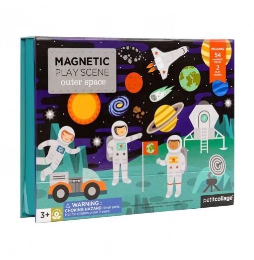 Juego magnético del espacio - Petit Collage