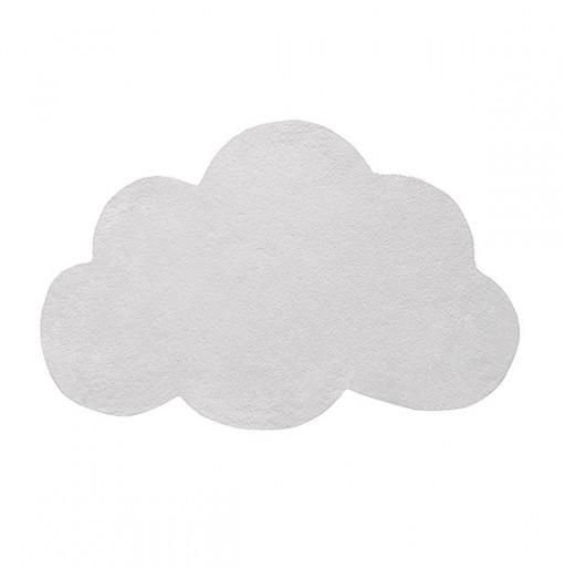 Alfombra nube gris perla - Lilipinso