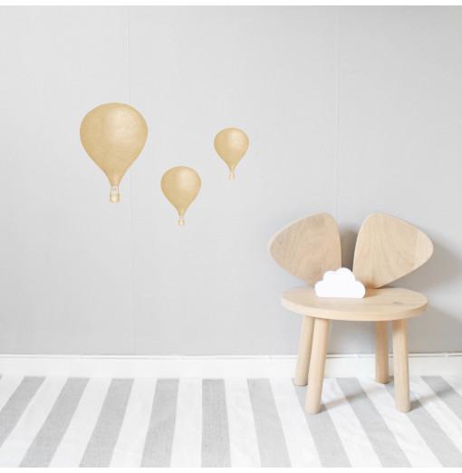 Vinilo Balloons mostaza - Stickstay