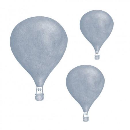 Vinilo Balloons azul - Stickstay