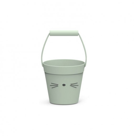 Cubo de playa cat mint - Liewood