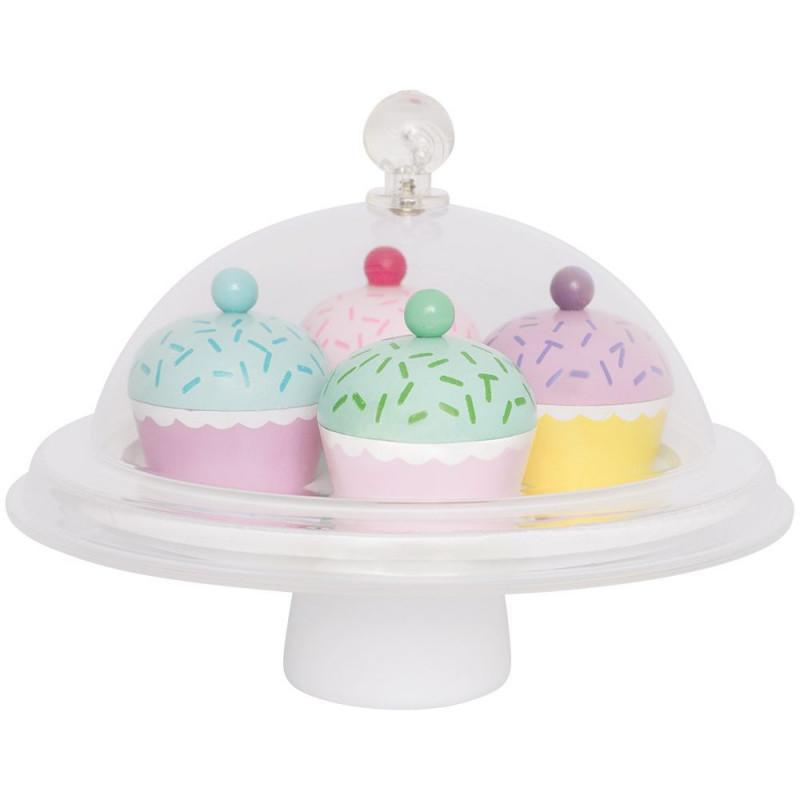 Stand con cupcakes - Jabadabado