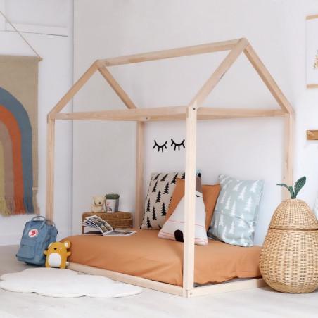 Cama en forma de casa 70 x 140 - Childhome