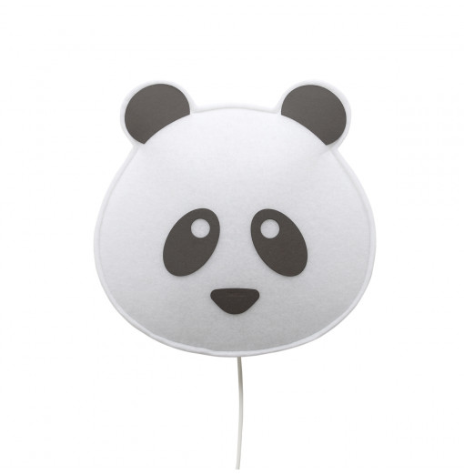Lámpara de pared Panda - Buokids