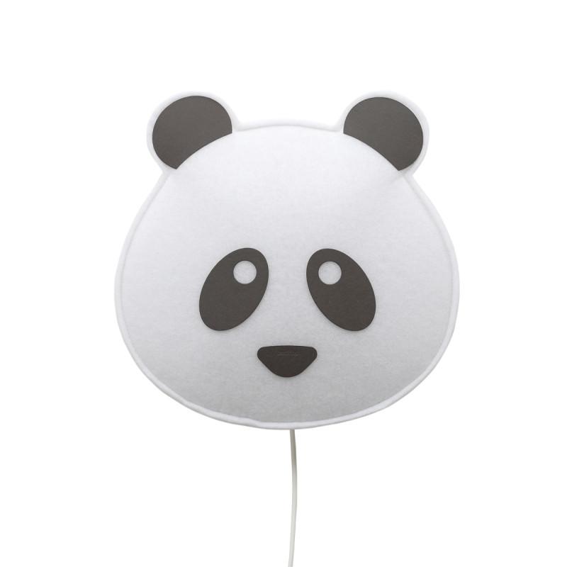 Lámpara de pared Panda - Buokids