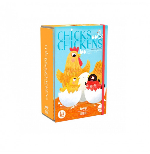 Chicks and Chickens Memo - Londji