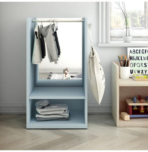 Armario intantil Montessori con espejo - Ros