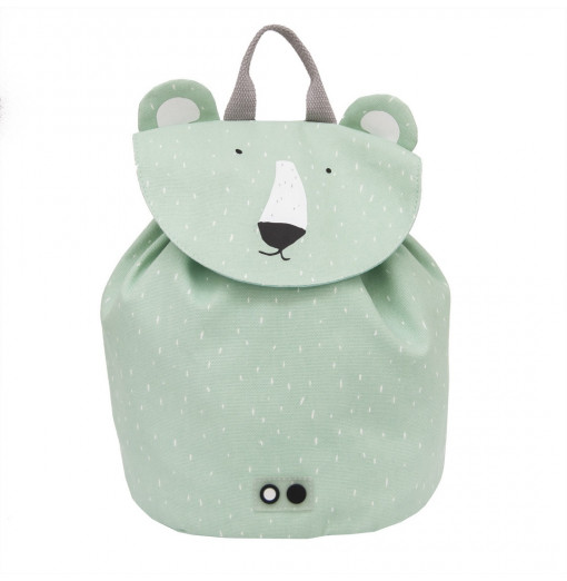 Mochila mini Mr. Polar Bear - Trixie