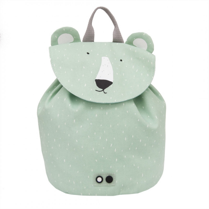 Mochila mini Mr. Polar Bear - Trixie