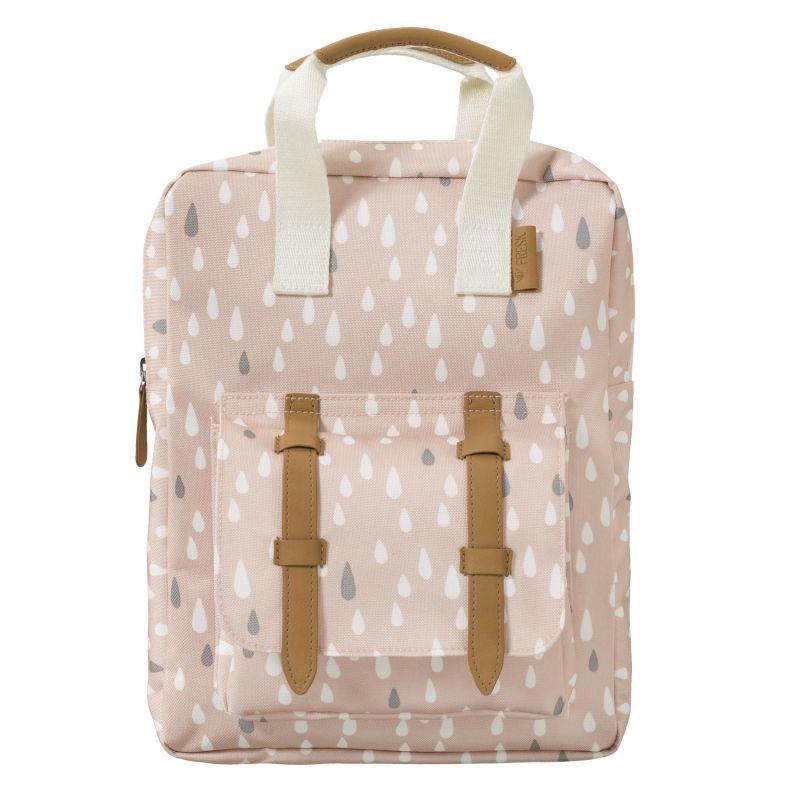 Mini mochila gotas rosa - Fresk