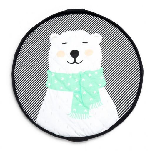 Saco almacenaje Oso Polar - Play&Go