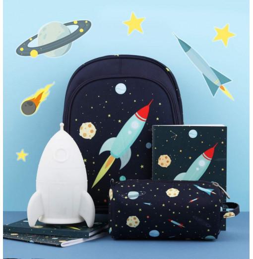 Mochila espacio - A Little Lovely Company
