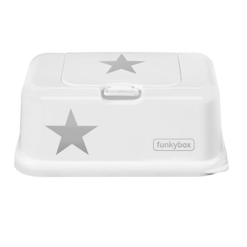 Caja para toallitas blanca - Funkybox