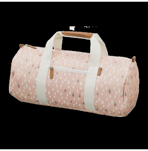 Bolsa de viaje gotas rosa - Fresk