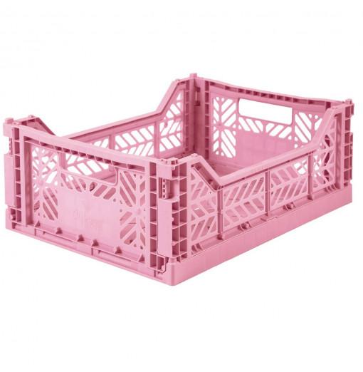 Caja plegable  -  Rosa
