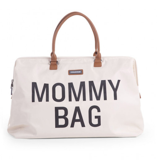 "Bolso ""Mommy Bag"" color hueso - Childhome"