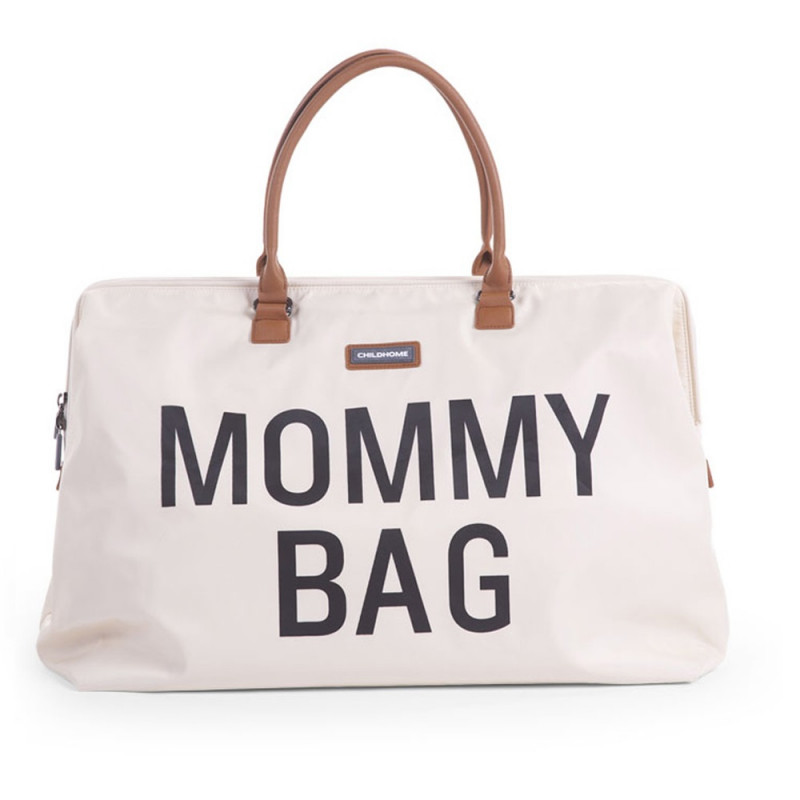 """Bolso """"Mommy Bag"""" color hueso - Childhome"""