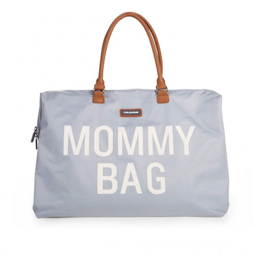 "Bolso ""Mommy Bag"" gris - Childhome"