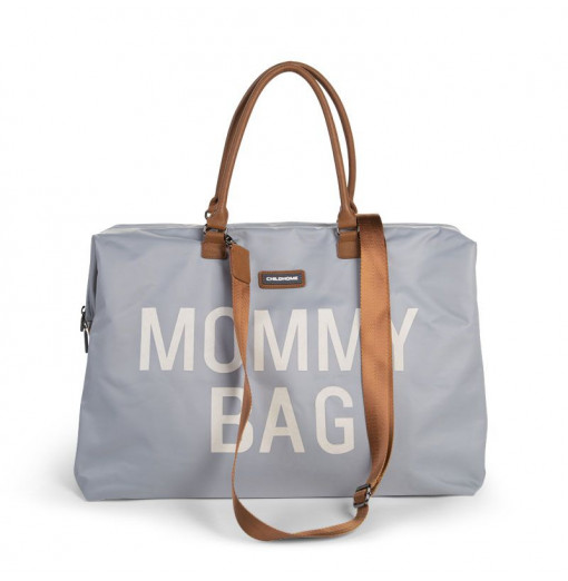 """Bolso """"Mommy Bag"""" gris - Childhome"""