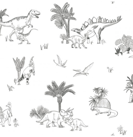 Papel pintado Dinosaurios - Lilipinso