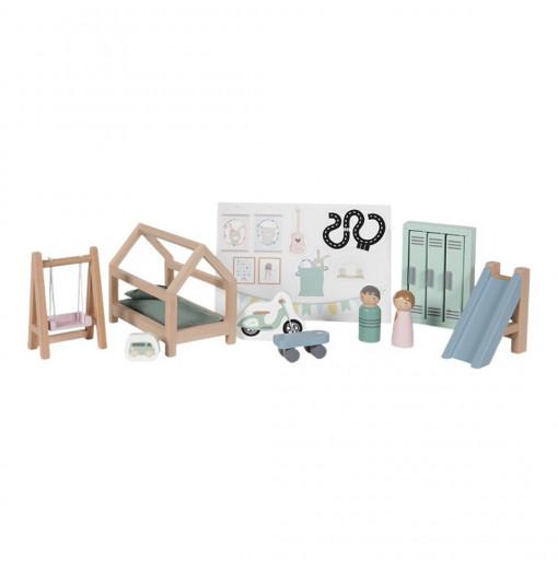 Habitación infantil para casa de muñecas - Little Dutch