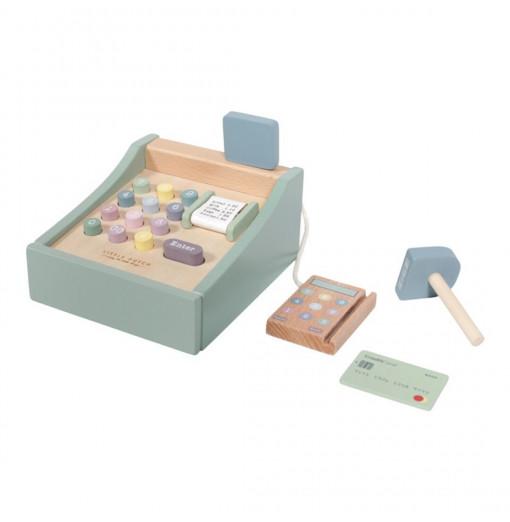 Caja registradora con escáner - Little Dutch