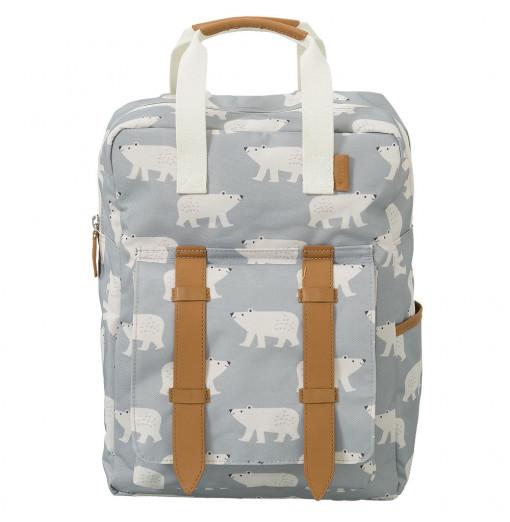 Mini mochila oso polar - Fresk