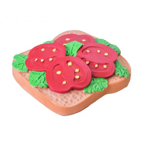 Mordedor tostada aguacate - Lolaletost