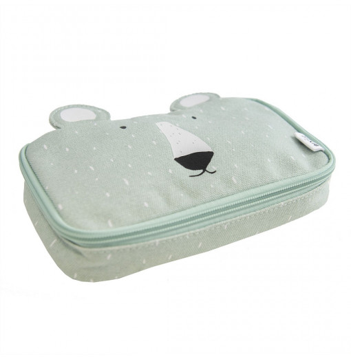 Estuche rectangular Mr. Polar Bear - Trixie