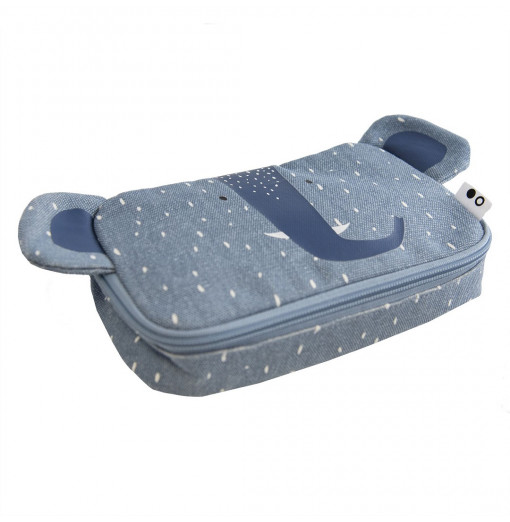 Estuche rectangular Mrs. Elephant - Trixie