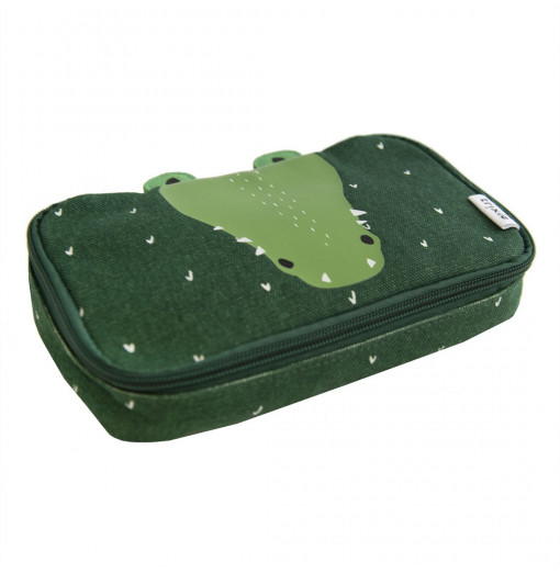 Estuche rectangular Mr. Crocodile - Trixie