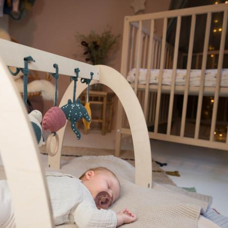 Gimnasio para bebé de madera Wonder Woody