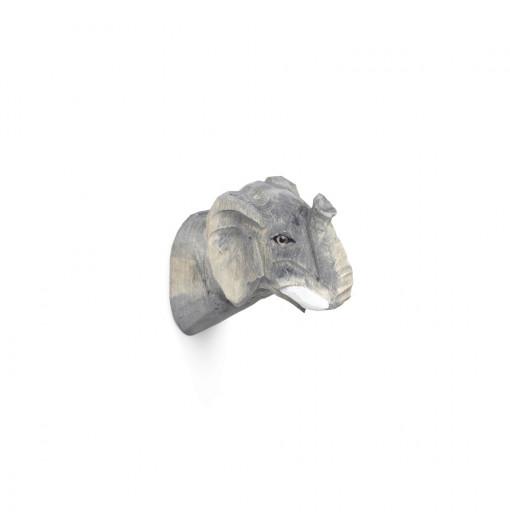 Colgador Elefante tallado a mano - Ferm Living
