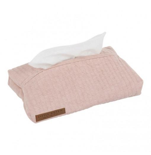 Funda toallitas rosa - Little Dutch