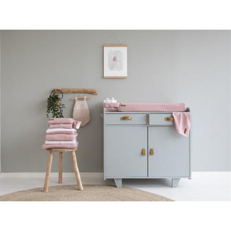 Funda cambiador rosa - Little Dutch